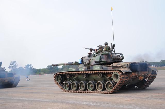 Средний танк CM-11