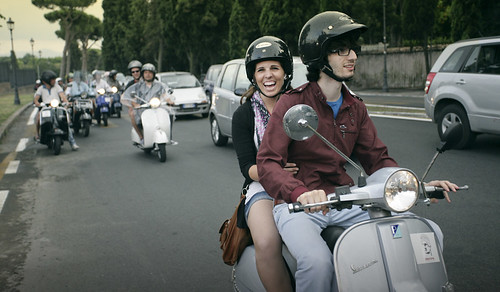 Vespa Tour in Rome - Dearoma Tour by Dearoma Tour