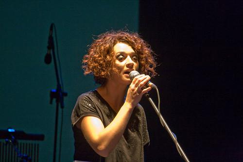 Carmen Consoli al Teatro Antico di Taormina in tour$