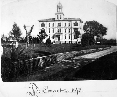 Convent of Our Lady of the Sacred Heart 1873 by Holy Names University