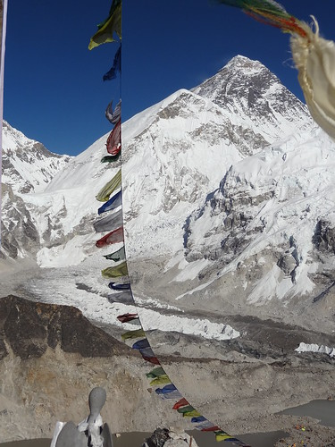 Mt. Everest from Kala Patthar