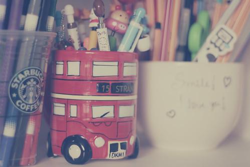 314/365 london bus