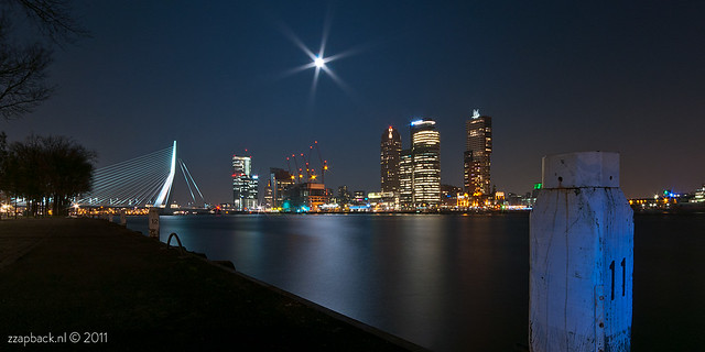 11 at 11-11-11 / Rotterdam / Willemskade