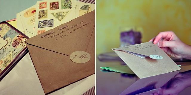 Tienes una carta