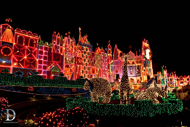 it's a small world holiday