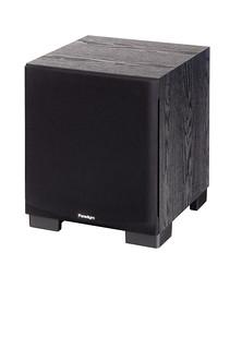 Monitor Sub 10 (black ash, grille)