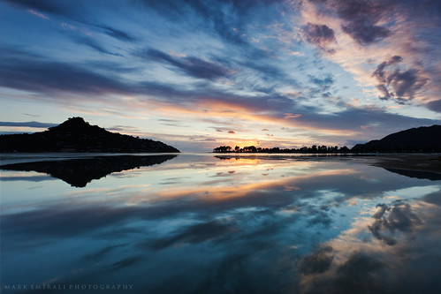 Tairua Dawn Reflections