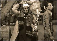 The Pipe Seller - Al Hussein, Cairo - Egypt