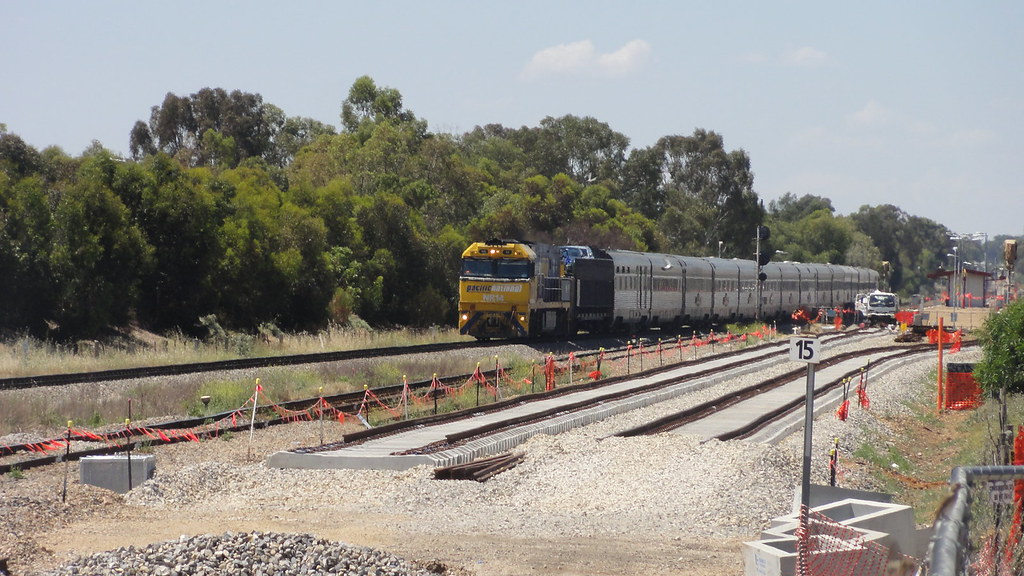 Indian Pacific by Ryan Smith