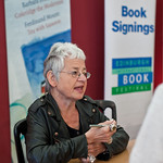 Jacqueline Wilson | Teen favourite Jacqueline Wilson signs books for her fans