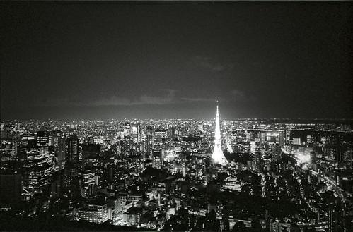 六本木 Skydeck - 夜景 02