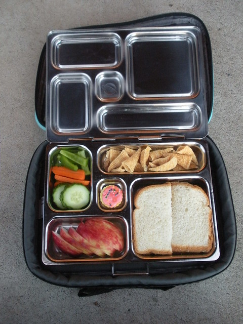 Planet Box Packed Lunch