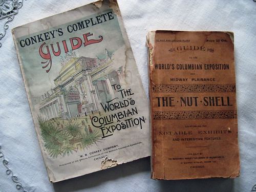 Columbian Exposition guidebooks