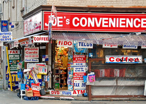 Joe's Convenience - #323/365 by PJMixer