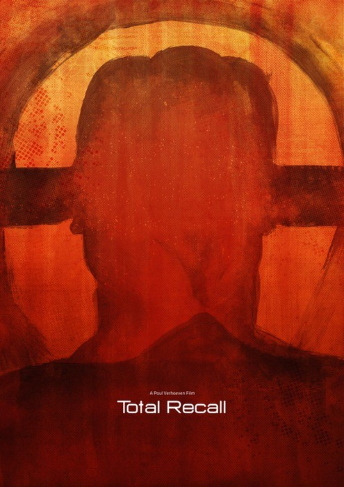 Posters Sci-Fi feitos com guache - nerd pai