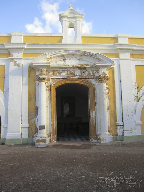 Fort Chapel Entrance