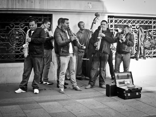327/365 Musica en Alcalá 15 por Juan R. Velasco