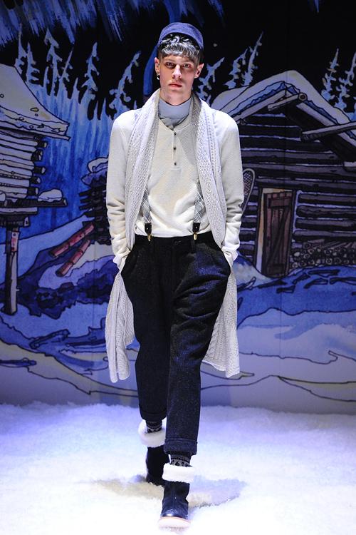 FW12 Tokyo FACTOTUM018_Niklas Kallman(Fashion Press)