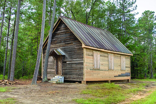 One Room School House - Cochran, GA