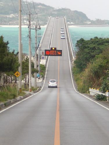 古宇利大橋 - Kouri bridge