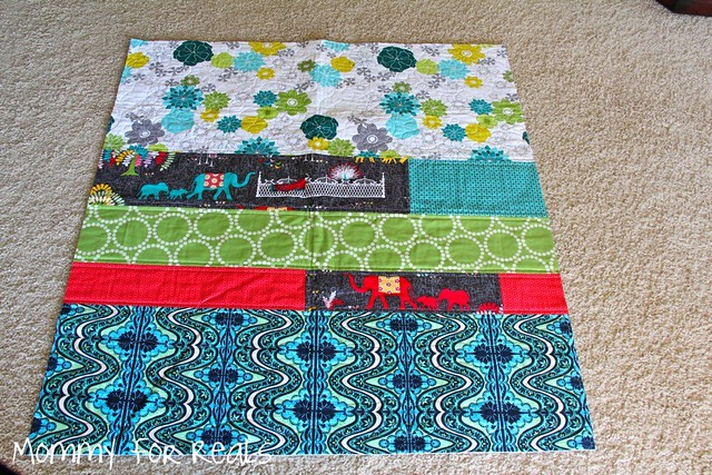 Quilt for Maze