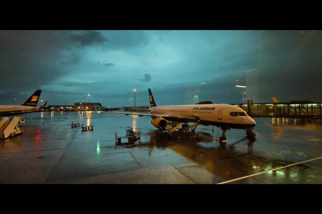 Day 277 - Keflavík Airport