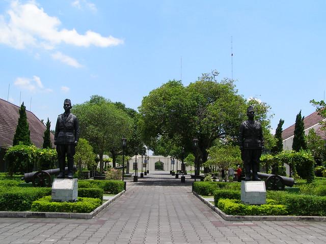城內的公園
