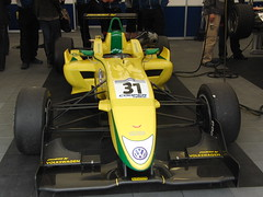 British Formula 3 & GT Championships with Blancpain Endurances Series, Silverstone 9th October 2011.