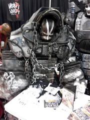 Killer robots 1, NY Comic Con, Javits Center, NYC, NY, USA.jpg