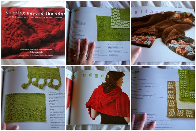 Knitting Beyond the Edge, by Nicky Epstein