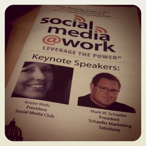 Harrisburg: Social Media at Work Conference