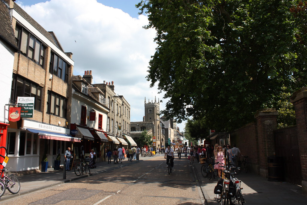 Magdalene Street, Cambridge