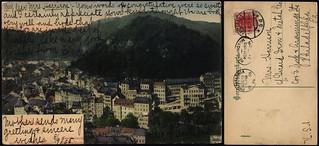 Karlsbad = Karlovy Vary, Czech Rep. 1905.08.09