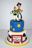 BC4090 - toy story birthday cake toronto
