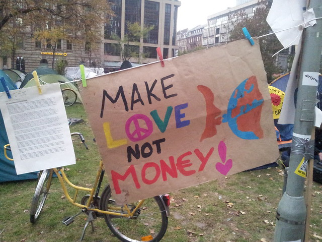 Make Love, Not Money!