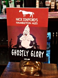 52 beers 4 - 10, Nick Stafford's Hambleton Ales, Ghostly Glory, England