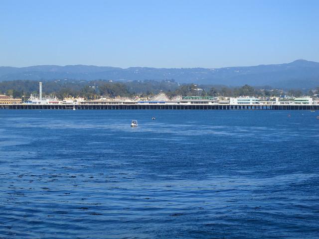 Beautiful day in Santa Cruz