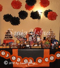 SWEET CANDY BUFFET BAR DE S.Y.