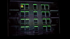 PACMANIZE ME - MAPPING TEST 1 on Vimeo by TheOriz² Crew