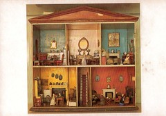 furniture, dollhouse, interior design,