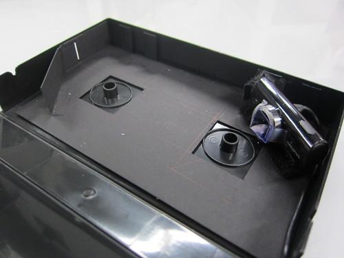 Spectrometer interior