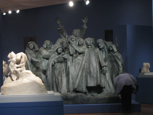 The Blind, Lorado Taft, Cantor Art Museum, Stanford University, California _ 0660