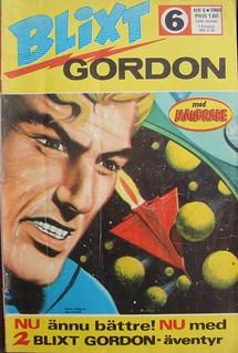 Blixt Gordon 1969