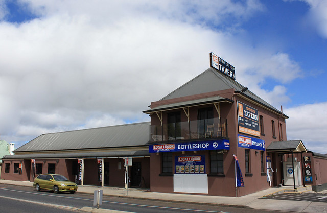 Tenterfield Australia  City new picture : Tenterfield Tavern, Tenterfield, NSW. | Flickr Photo Sharing!