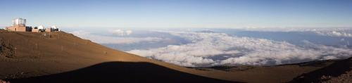 Science City, Haleakala summit, Maui, Hawai'i