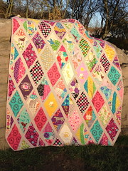 Fairytale Forest quilt