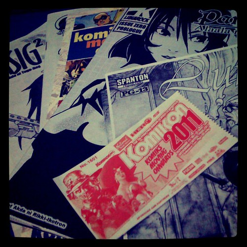 Komikon2011 by A Broken Flame