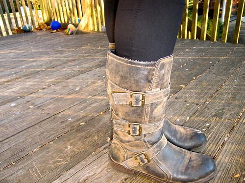Livingaftermidnite - Shoe Challenge Day 21