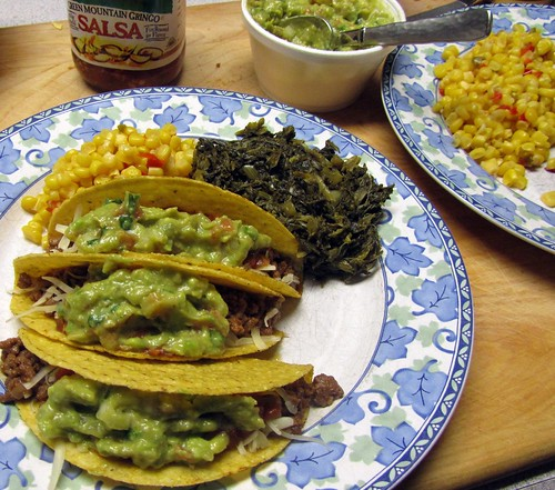 Monday is Taco Night
