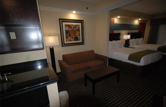 Best la hotels